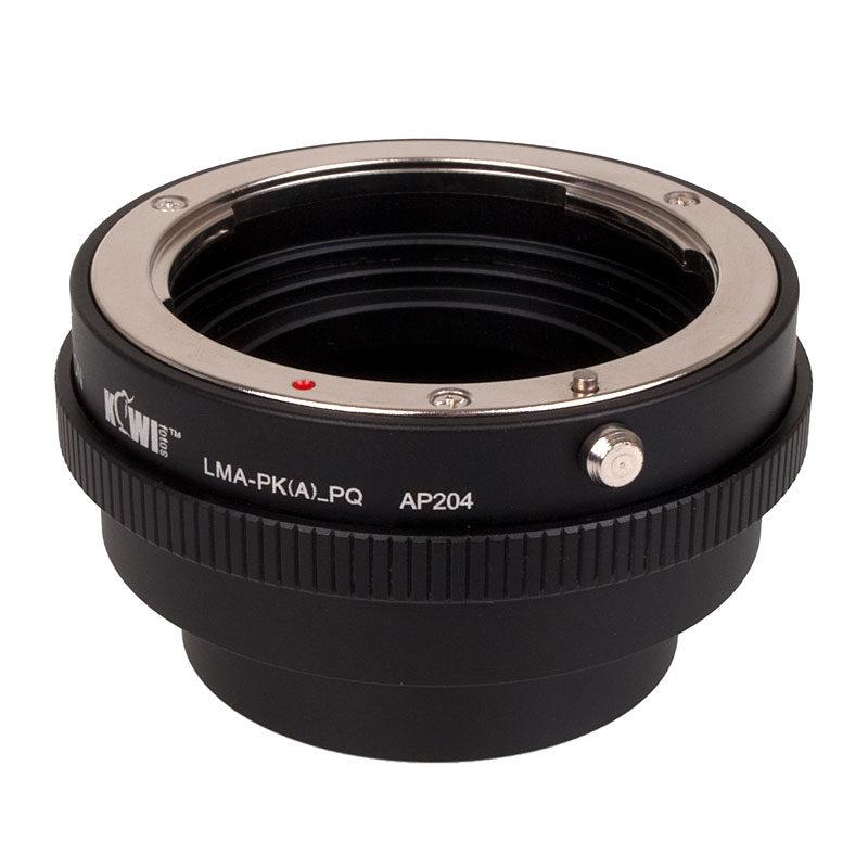 Kiwi Photo Lens Mount Adapter LMA-PK(A)_PQ