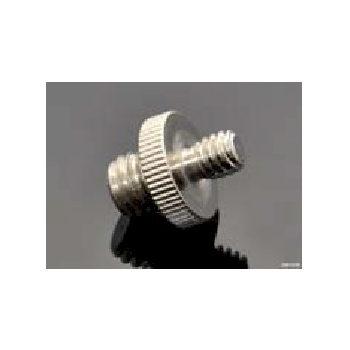 "Foto van Kiwi 1/4"" Male to 3/8"" Male Threaded screw Adapter"