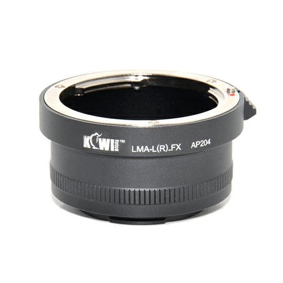 Kiwi Photo Lens Mount Adapter LMA-L(R)_FX