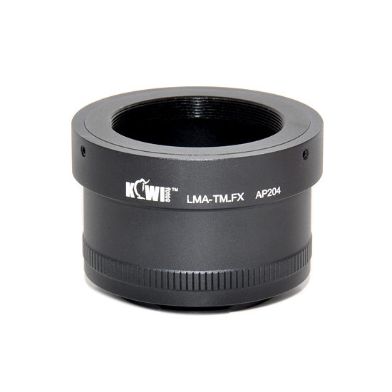 Kiwi Photo T2 T-Mount Lens Adapter LMA-TM_FX