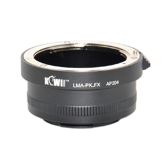 Kiwi Photo Lens Mount Adapter LMA-PK_FX