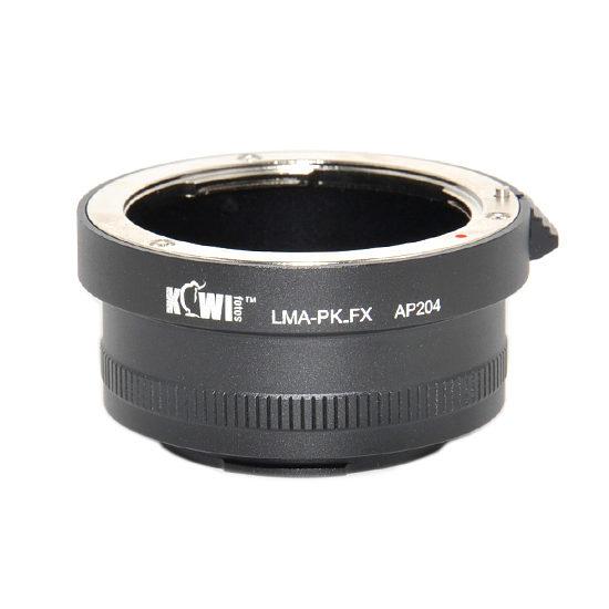 Kiwi Photo Lens Mount Adapter LMA-PK_FX