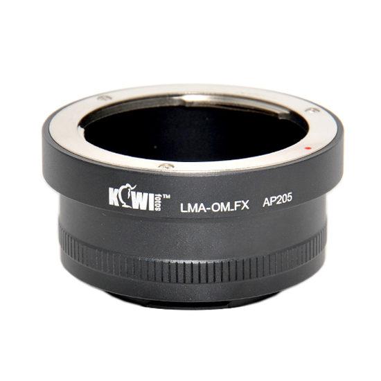Kiwi Photo Lens Mount Adapter LMA-OM_FX