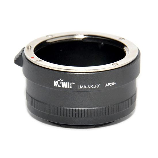 Kiwi Photo Lens Mount Adapter LMA-NK_FX