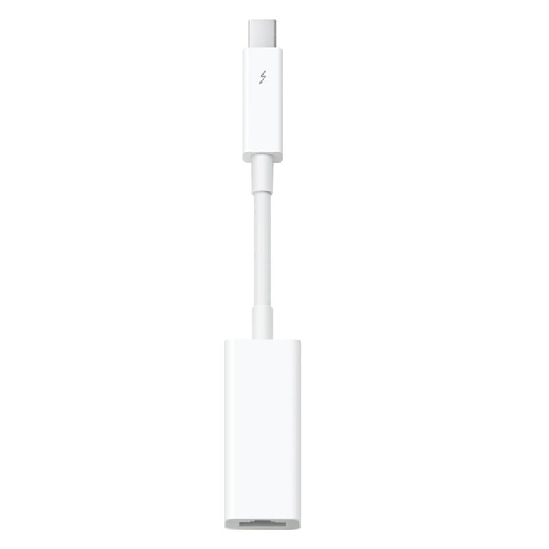 Thunderbolt-naar-Gigabit Ethernet-adapter