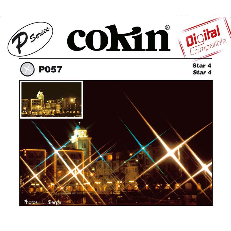Foto van Cokin Filter P057 Star 4