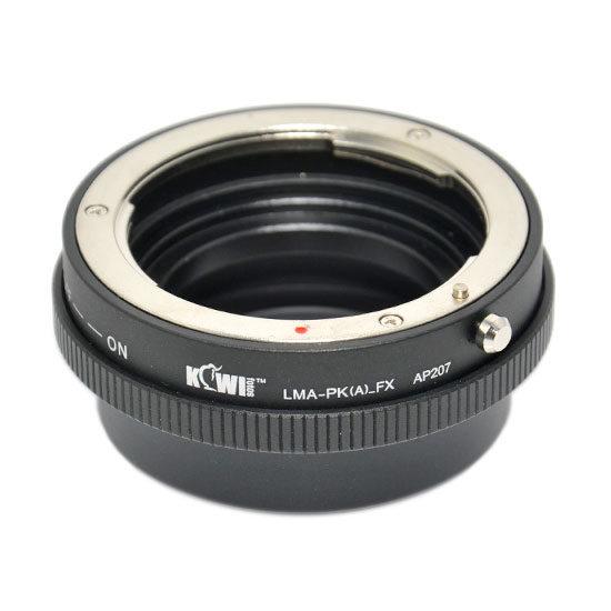 Kiwi Photo Lens Mount Adapter LMA-PK(A)_FX