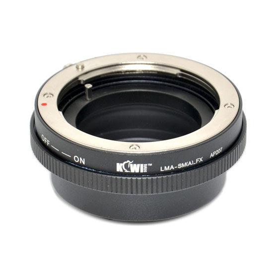 Kiwi Photo Lens Mount Adapter LMA-SM(A)_FX