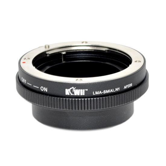 Kiwi Photo Lens Mount Adapter (Sony Alpha naar Nikon 1)