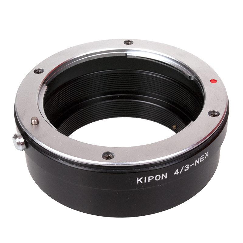 Foto van Kipon Lens Mount Adapter (4/3 naar Sony NEX)