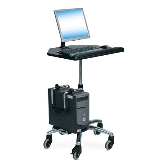 Foto van TechTables Portable - Workstation on Wheels