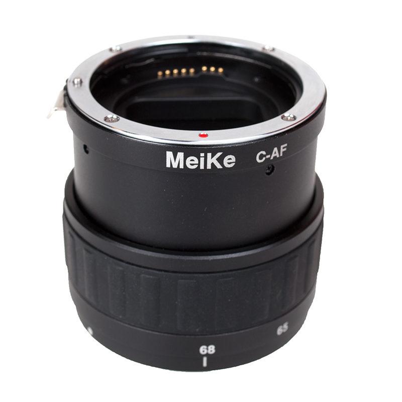 Foto van Meike Automatic Extension Tube set DG - Canon