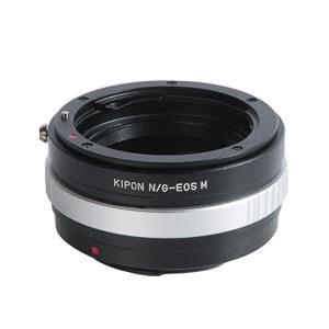 Kipon Lens Mount Adapter (Nikon G naar Canon M)