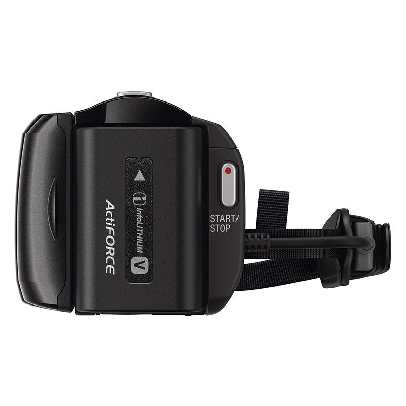 Sony HDR-PJ320E videocamera Zwart - thumbnail 3
