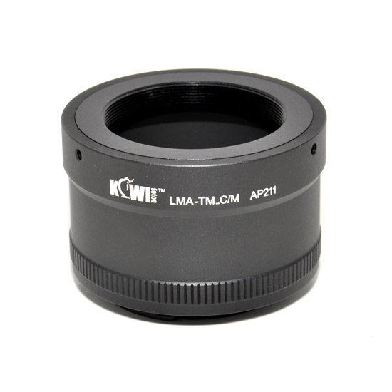 Kiwi Lens T2 T-Mount Adapter (T-Mount naar Canon M)