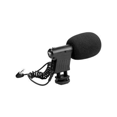 Foto van Boya BY-VM01 Directonal Video Condens Microfoon (R96)