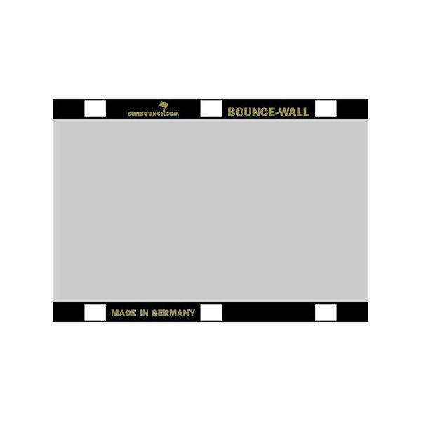 Foto van Sunbounce Bounce-Wall Reflector Silver (21 x 29,7 cm)