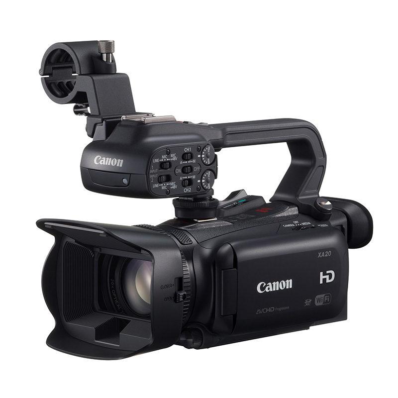 Canon XA20 videocamera