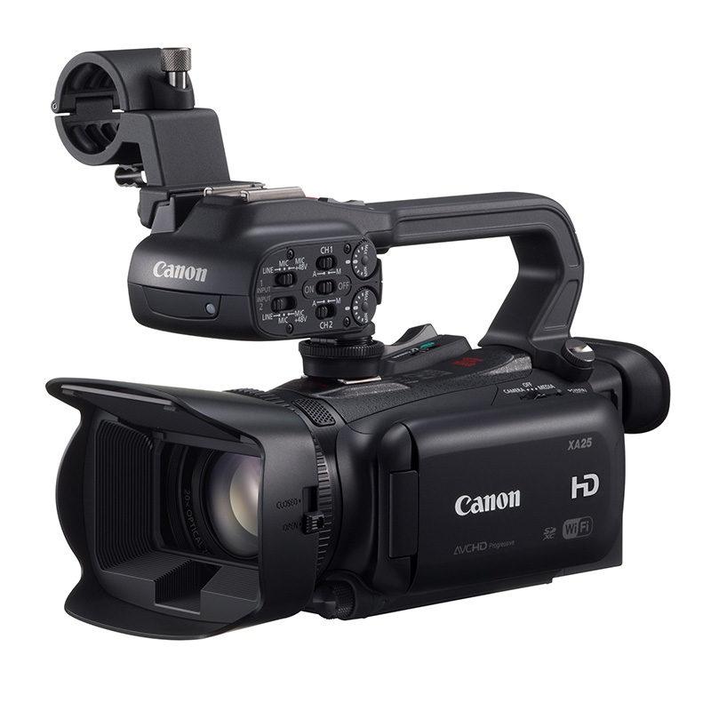 Canon XA25 videocamera
