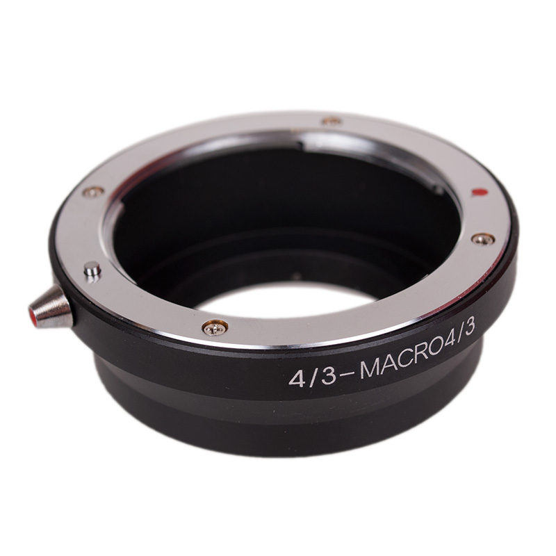 Capa Adapter Olympus 4-3 to Micro 4-3