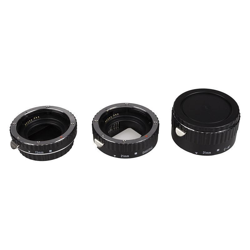 Foto van Meike Extension Tube set - Canon