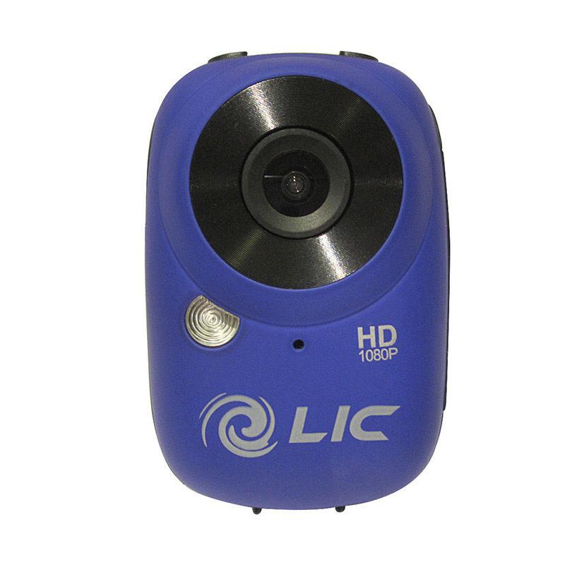 Liquid Image Ego 727 action cam Blauw