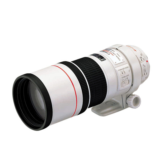 Canon EF 300mm f/4.0L IS USM objectief