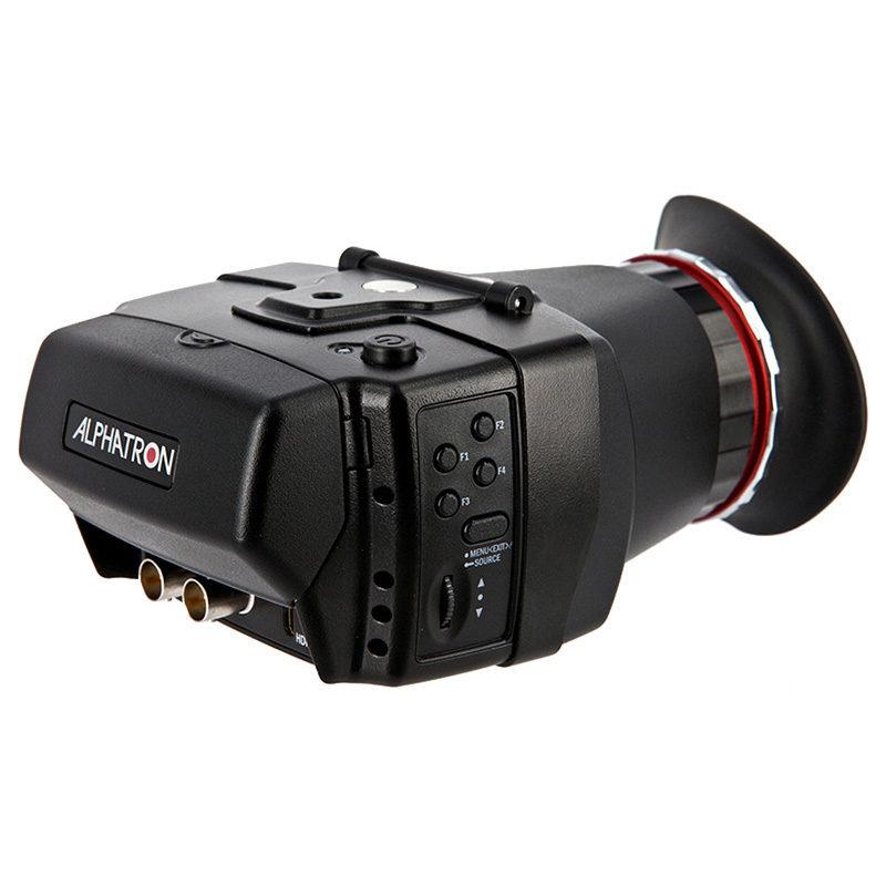 Foto van Alphatron EVF-035W-3G Electronic Retina View Finder