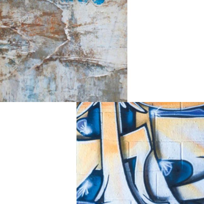 Lastolite urban collapsible Plaster-Graffiti 150x210 cm