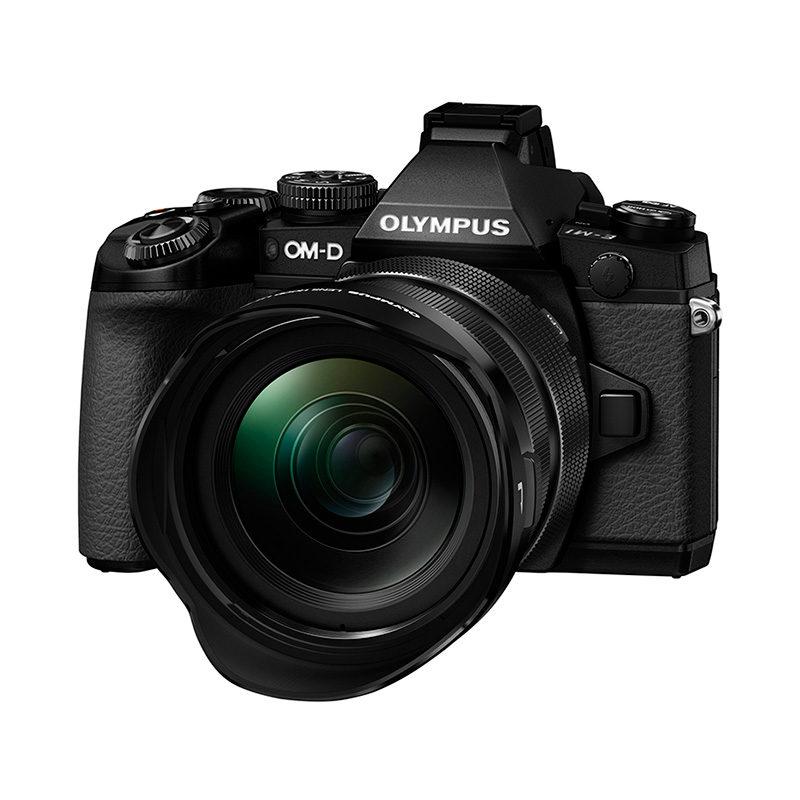 Olympus E-M1 systeemcamera Zwart + 12-40mm <br/>€ 1299.00 <br/> <a href='https://www.cameranu.nl/fotografie/?tt=12190_474631_241358_&r=https%3A%2F%2Fwww.cameranu.nl%2Fnl%2Fp379114%2Folympus-e-m1-systeemcamera-zwart-12-40mm%3Fchannable%3De10841.Mzc5MTE0%26utm_campaign%3D%26utm_content%3DOM-D%2Bserie%26utm_source%3DTradetracker%26utm_medium%3Dcpc%26utm_term%3DDigitale%2Bcamera%26apos%3Bs' target='_blank'>naar de winkel</a>