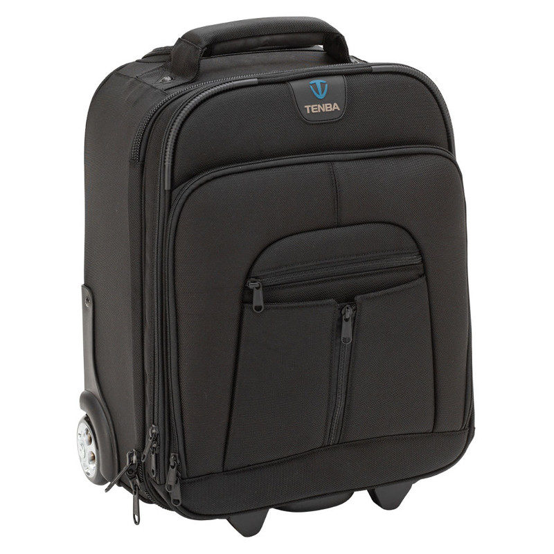Tenba Roadie Rolling Case Compact Zwart