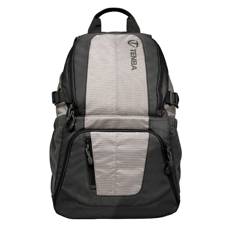 Foto van Tenba Discovery Photo/Laptop Daypack Large Zwart/Grijs