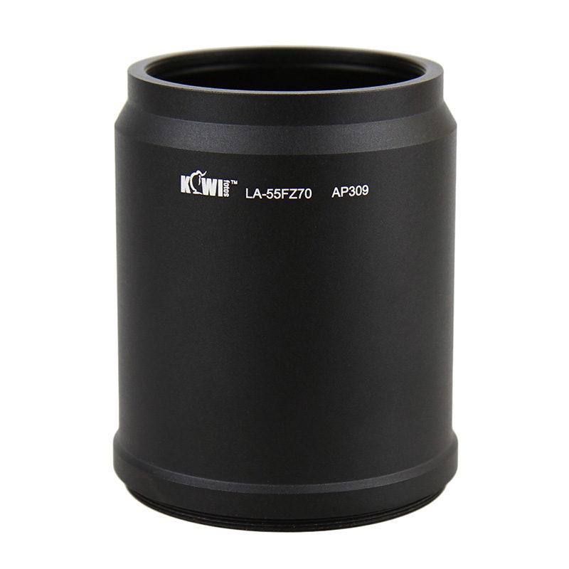 Kiwi Lens Adapter voor Panasonic DMC-FZ70