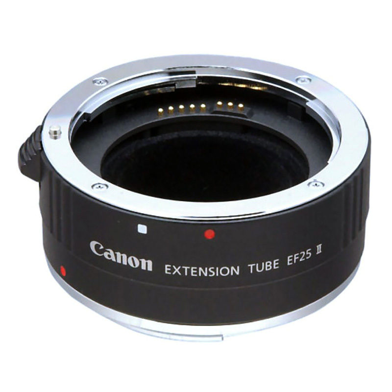 Canon EF 25mm II Extension Tube
