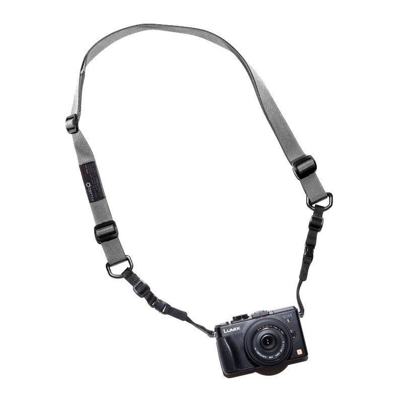 DSPTCH Standard Camera Sling Strap - Grijs Draagriem