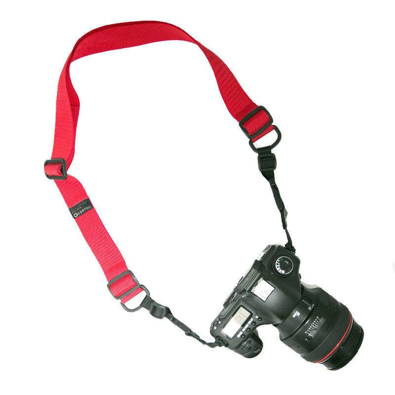 DSPTCH Heavy Camera Sling Strap Draagriem - Rood