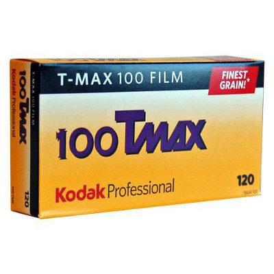 Kodak TMX 100 120 5-pack