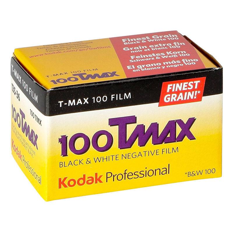 Kodak TMX 100 135/36 met korting