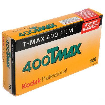 Kodak TMY 400 120 5-pack met korting