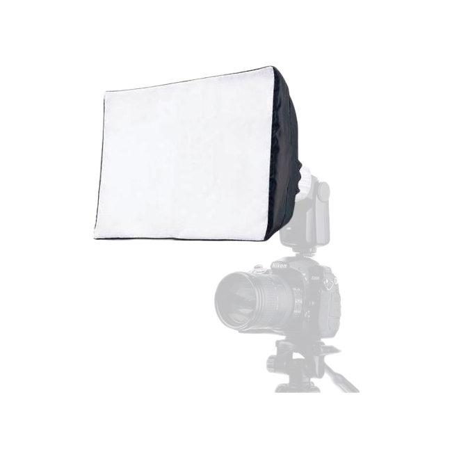 Falcon Eyes Softbox FGA-SB2030S 20 x 30cm voor Cameraflitser