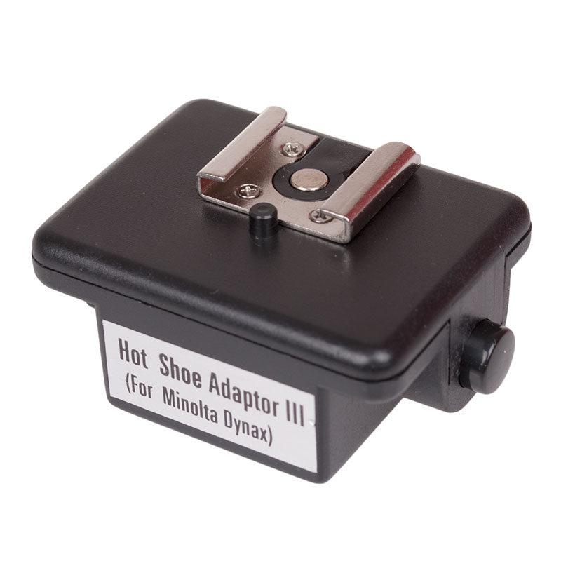 CameraNU.nl Hot Shoe Adapter voor Sony/Minolta - thumbnail 1