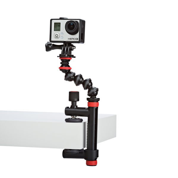 Action Clamp + GorillaPod Arm