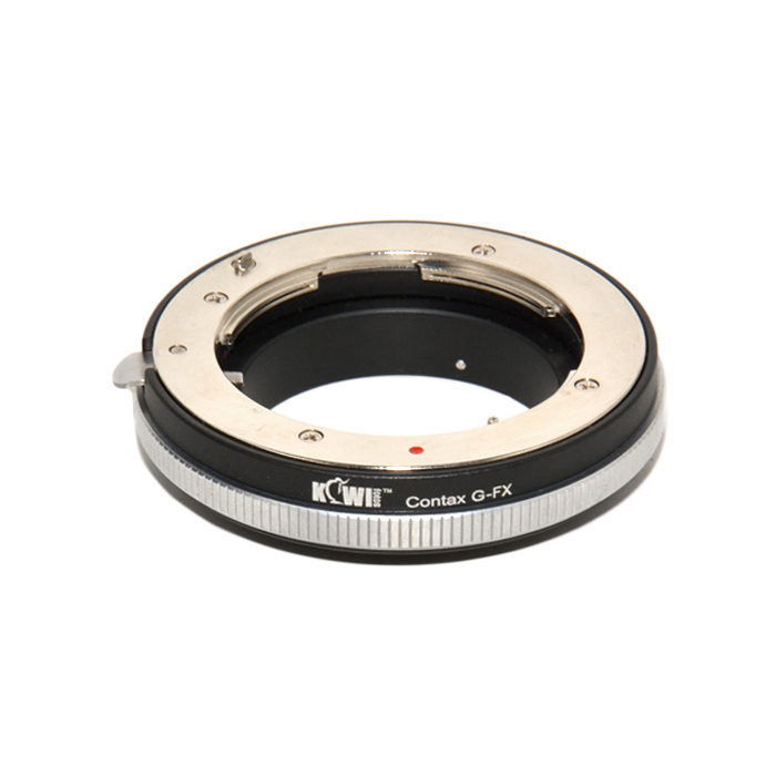 Kiwi Lens Mount Adapter (Contax G naar Fujifilm X-Pro 1)