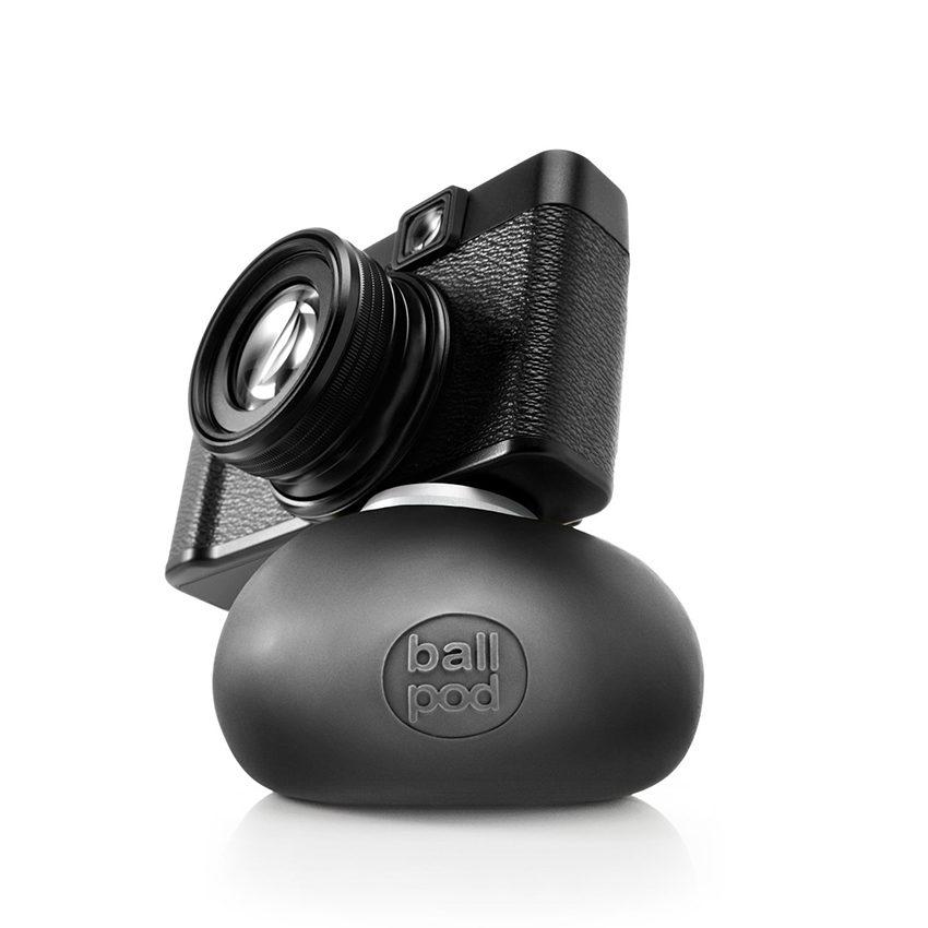 Image of Ballpod 8cm zwart
