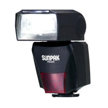 Foto van Sunpak PZ-42x flitser Canon