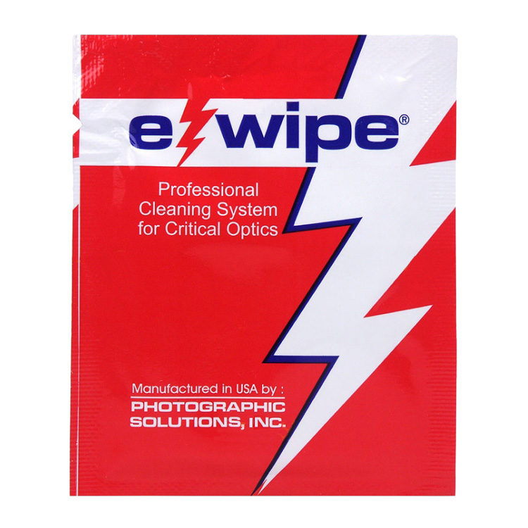 Foto van E-Wipe CCD cleaning pads