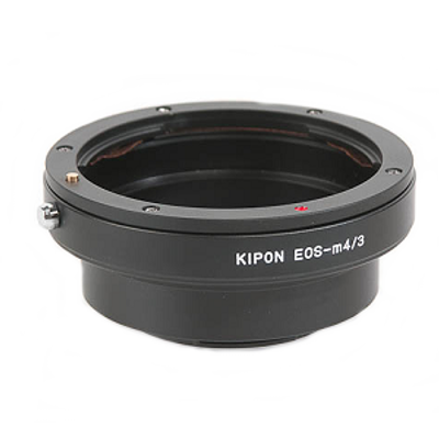 Foto van Kipon Lens Mount Adapter (Canon EF/EOS naar Micro 4/3)