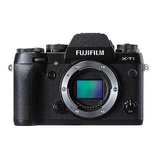 Fujifilm X-T1 systeemcamera Body Zwart