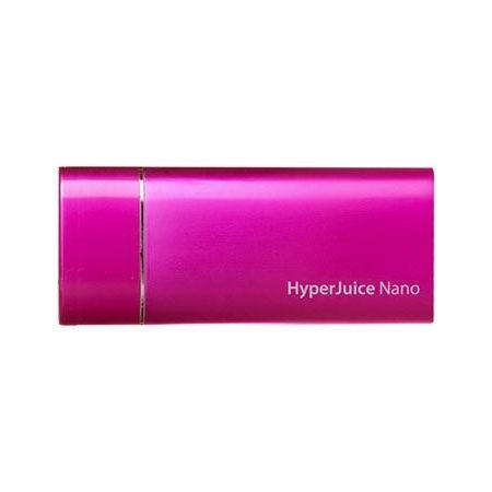 HyperJuice Nano Accupack 1800mAh Micro USB pink
