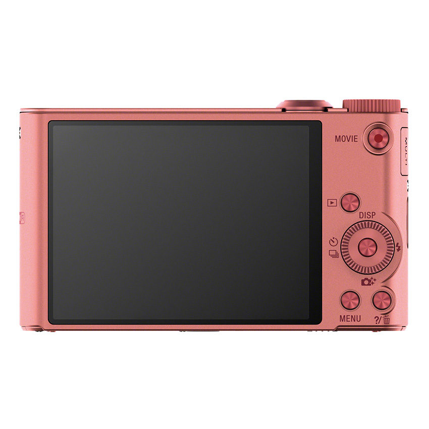sony cybershot dsc wx350 compact camera roze. Black Bedroom Furniture Sets. Home Design Ideas